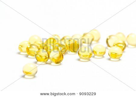 Yellow Capsules