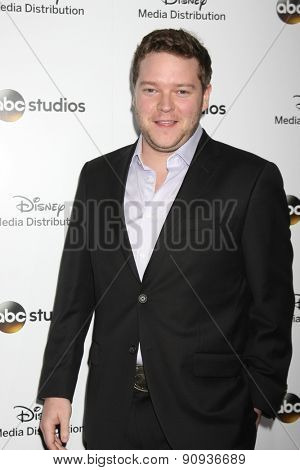 LOS ANGELES - MAY 17:  Harry Ford at the ABC International Upfronts 2015 at the Disney Studios on May 17, 2015 in Burbank, CA
