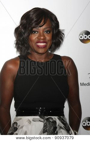 LOS ANGELES - MAY 17:  Viola Davis at the ABC International Upfronts 2015 at the Disney Studios on May 17, 2015 in Burbank, CA