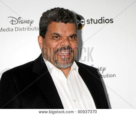 LOS ANGELES - MAY 17:  Luis Guzman at the ABC International Upfronts 2015 at the Disney Studios on May 17, 2015 in Burbank, CA