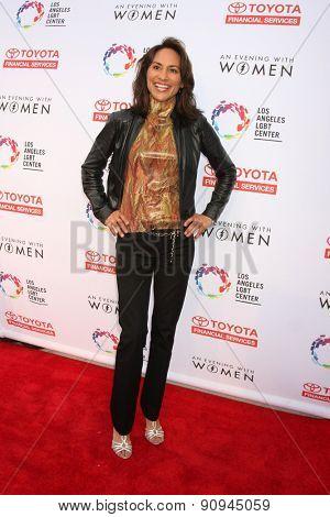 LOS ANGELES - MAY 16:  Michelle Bonilla at the
