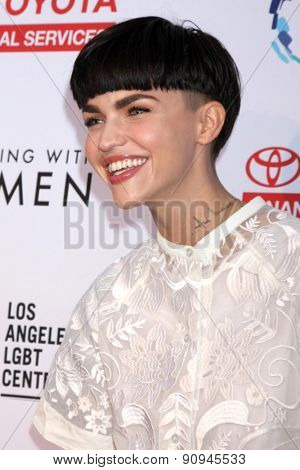 LOS ANGELES - MAY 16:  Ruby Rose at the
