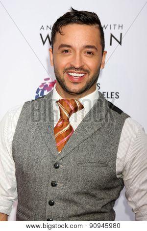 LOS ANGELES - MAY 16:  Jai Rodriguez at the
