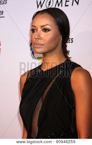 LOS ANGELES - MAY 16:  Kat Graham at the