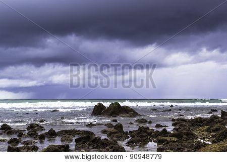 Storm Rain Clouds