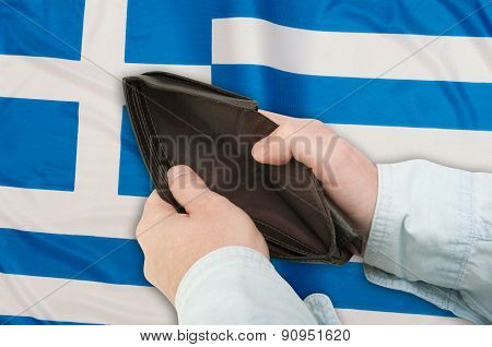 Financial Crisis In Greece