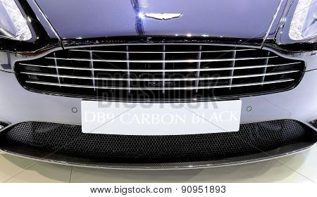 Bumper Of Aston Martin Series Db9 Carbon Black