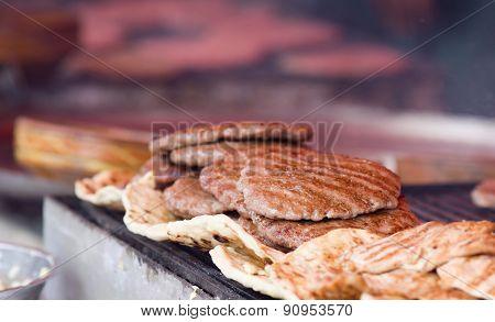 Balkan Burgers