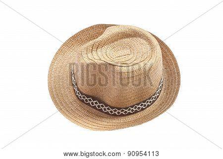 Vintage Weave Hat.