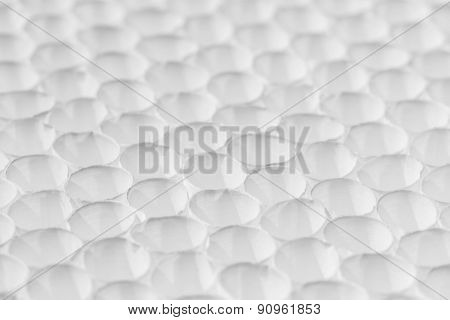 Abstract background from cigarette Tubes. Shallow depth of field.