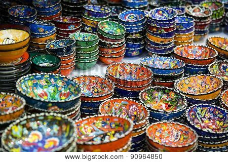 traditional ceramics Turkey