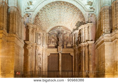 Cathedral Of Palma De Mallorca, Balearic Islands, Spain