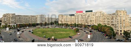 Bucharest Panorama