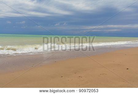 Black Sea Coast. Crimean Peninsula