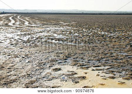 dirt desert