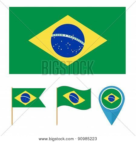 Brazil,country flag