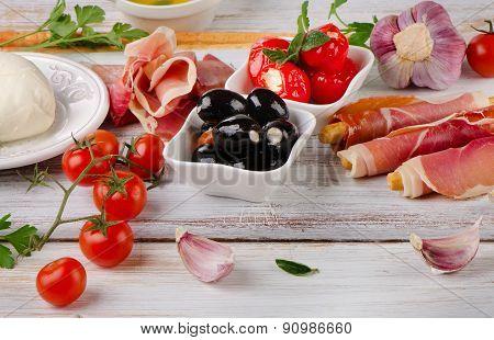 Italian Appetizer