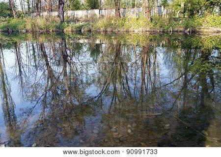 Monza Park: Lambro River