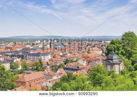 Cityscape Of Bamberg