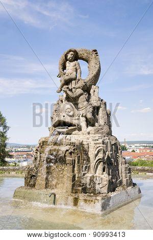 Monument Michelsberg Bamberg