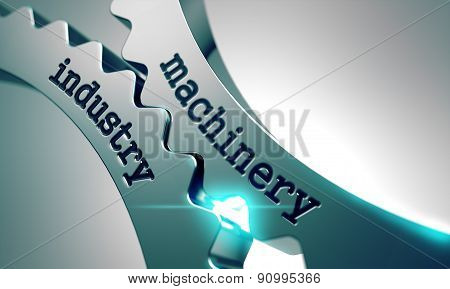 Machinery Industry on Metal Gears.