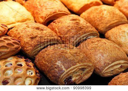 Flaky Pastry Pies