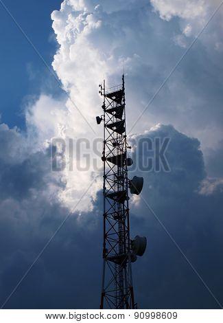 Antenna Cellular Operator