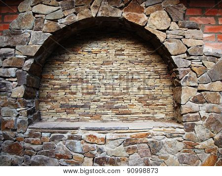 Stone Arch Texture