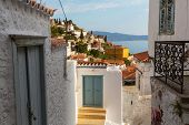 picture of hydra  - Hydra Island - JPG