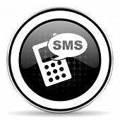 stock photo of sms  - sms icon - JPG