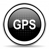 picture of gps  - gps icon - JPG
