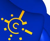 picture of free-trade  - Flag of Central European Free Trade Agreement - JPG