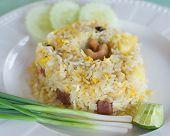 picture of nasi  - Thai food  - JPG