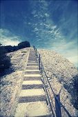pic of stairway  -  Stairway to heaven  - JPG
