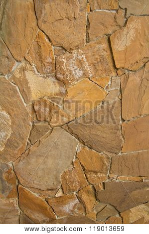 Background Of Stone Freeform Limestone