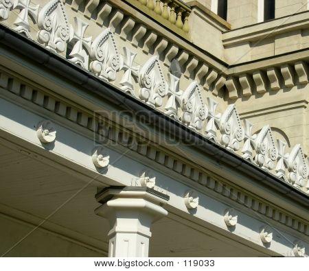 Architecture Wooden Details