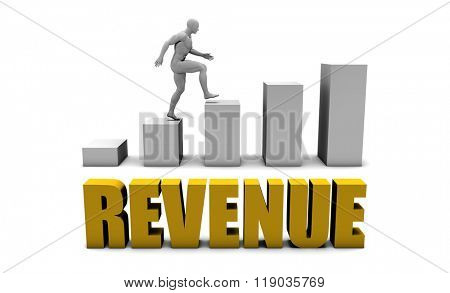 Improve Your Revenue  or Business Process as Concept
