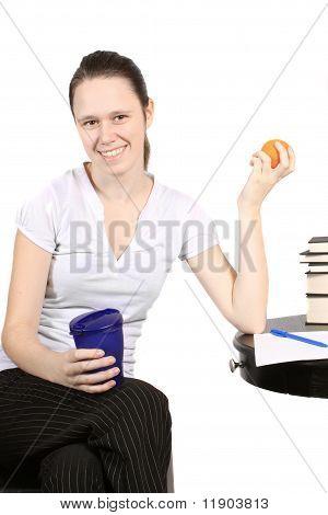 Healthy Snack Break