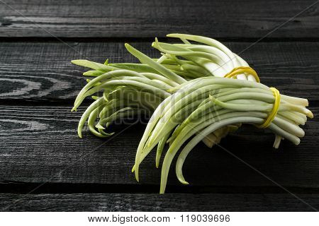 Bunches Of Young Sprouts Ramson