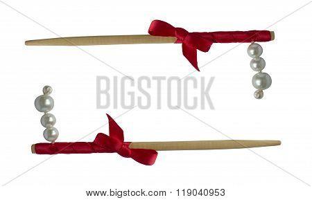 sticks for hair