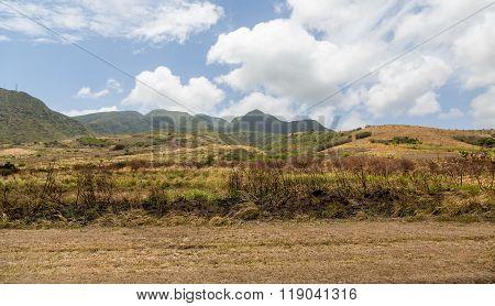 Farmland On St Kitts
