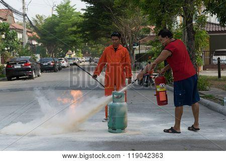 Preparedness For Fire Drill