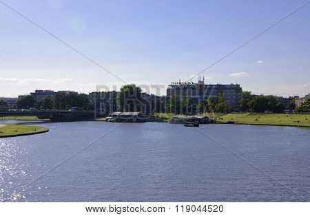 The Vistula River