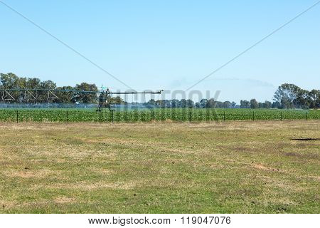 Large Irrigation System
