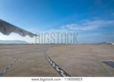 Ibiza Airport Tarmac