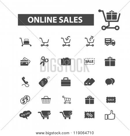 retail icons, retail logo, sales icons vector, sales flat illustration concept, sales infographics elements isolated on white background, sales logo, sales symbols set, store, shopping