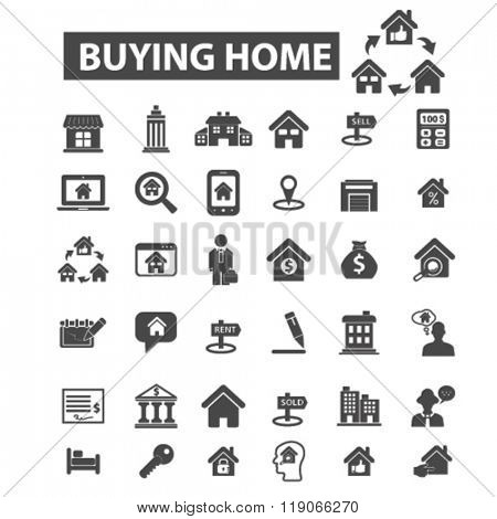 estate icons, estate logo, real estate icons vector, real estate flat illustration concept, real estate infographics elements isolated on white background, real estate logo, real estate symbols set,