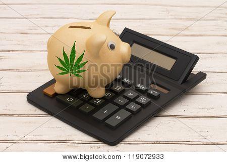 Profiting From Selling Marijuana
