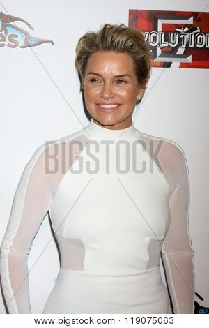 LOS ANGELES - DEC 3:  Yolanda Foster at the The Real Housewives of Beverly Hills Premiere Red Carpet 2015 at the W Hotel Hollywood on December 3, 2015 in Los Angeles, CA