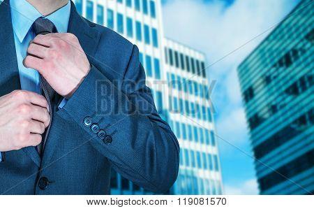 Business District Concept